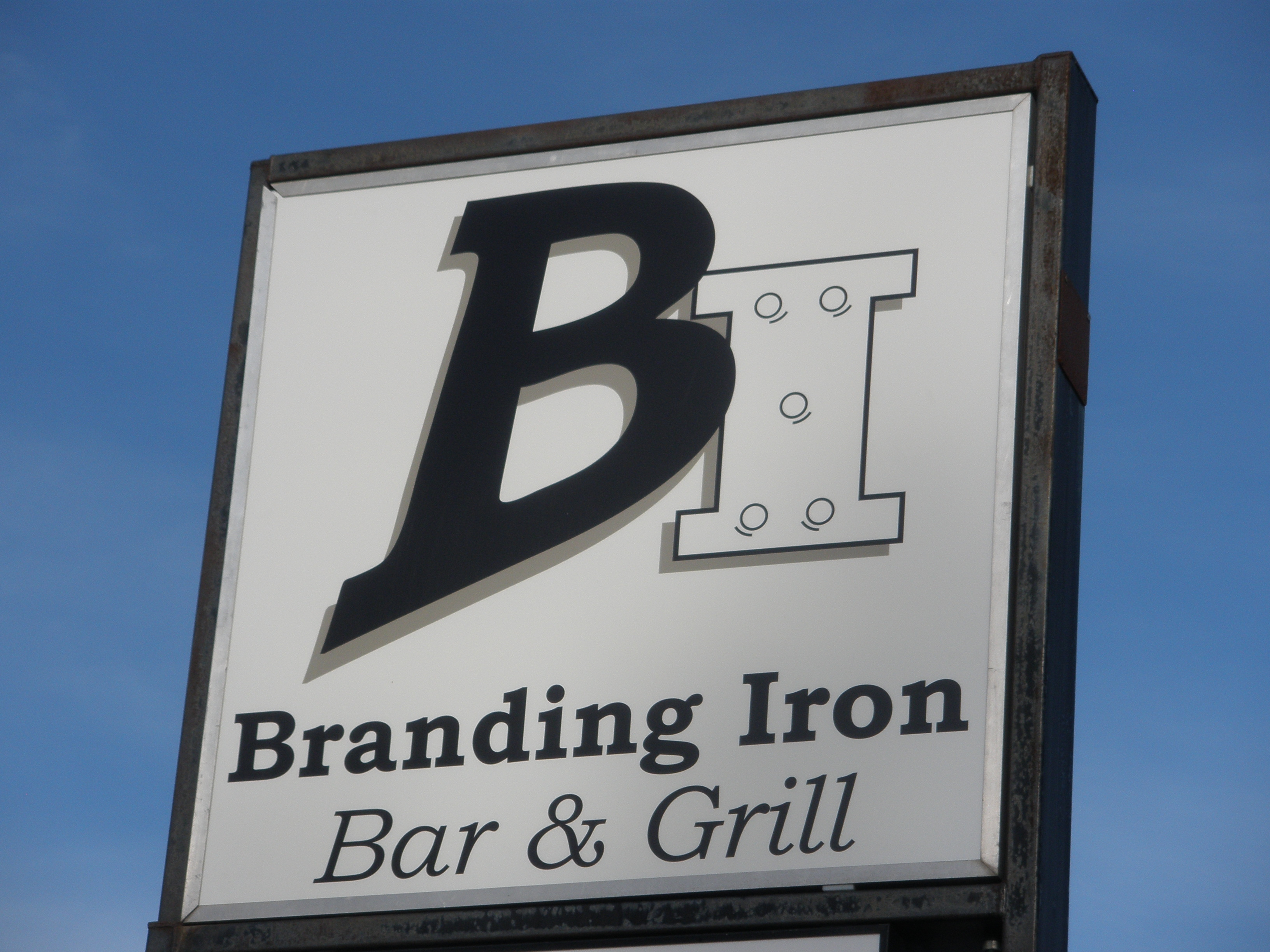 Branding Iron Bar & Grill (formerly Steakhouse)